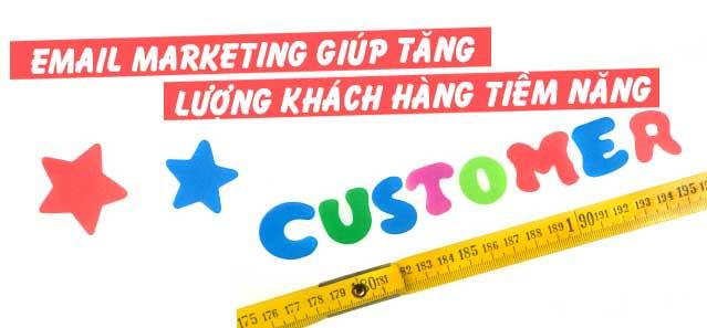 Cách tăng lượng khách hàng qua Email Marketing