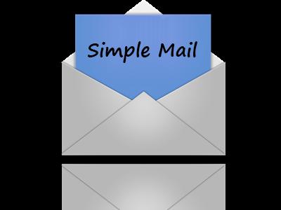 Email văn bản đơn giản