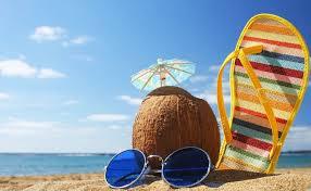 Kinh doanh đồ đi biển trong ngày hè