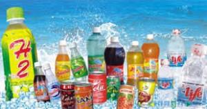 Kinh doanh nước giải khát trong ngày hè