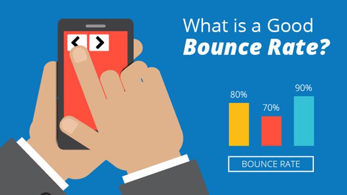 Tỷ lệ thoát (Bounce Rate)