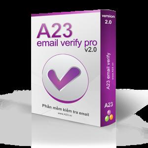 A23 Email Verify