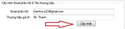 Hướng dẫn sử dụng Phần Mềm Gửi Email hàng loạt A23