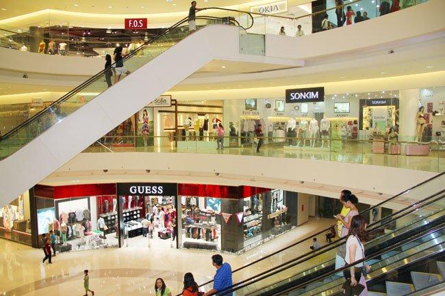 Ứng dụng SMS Marketing đối với trung tâm thương mại