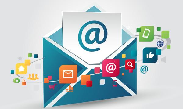 Thành phần chính trong Email của bạn