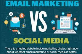 Sử dụng thông minh email marketing kết hợp truyền thông xã hội