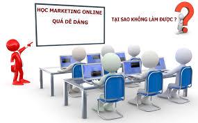 cách học marketing online hiệu quả