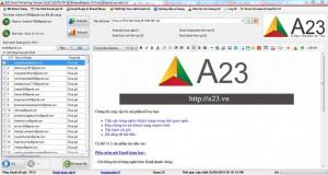 Phần mề Email Marketing A23