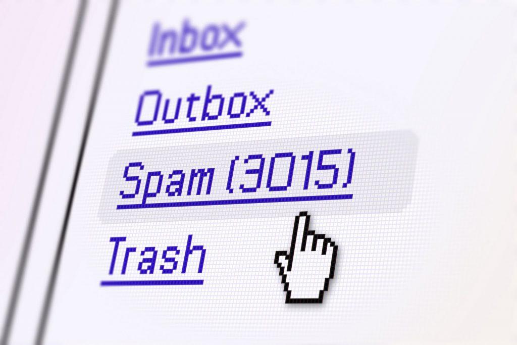 Bộ lọc thư rác - điều không thể bỏ qua trong Email Marketing
