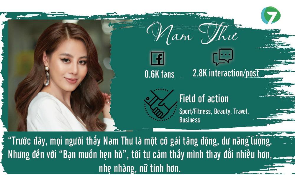 Nam Thư – Hơn 10 nghìn lượt tìm kiếm